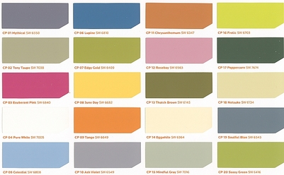 Creative Dramatic Eclectic Interior Paint Colors Eads